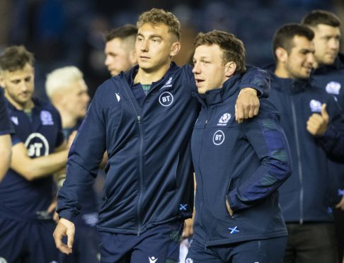 Jamie Ritchie will likely replace the injured Hamish Watson in the Scotland team against Samoa.