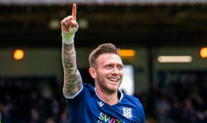 Dundee defender Jordan McGhee admits derby defeat 'took wind out of our sails'