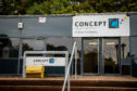 Concept Group's premises in Dundee Technology Park