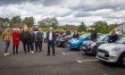 Mr Chapman meets with driving instructors at The Vine Centre