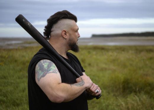 Jason West.  Picture by John Linton.