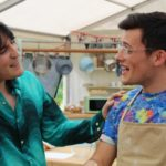 Great British Bake Off: Perthshire's Michael Chakraverty impresses judges in dairy week