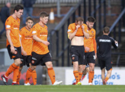 TALKING FOOTBALL: Dundee United now need to show Ayr United defeat was a blip