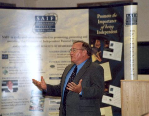 Dr Bill Webster.
