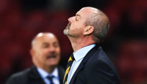 Rab Douglas: Steve Clarke can still turn things around for struggling Scotland
