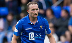 St Johnstone striker Chris Kane insists goals will come