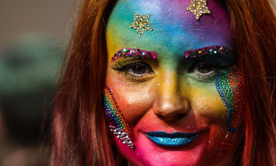 IN PICTURES: Thousands attend Dundee Pride march - The Courier