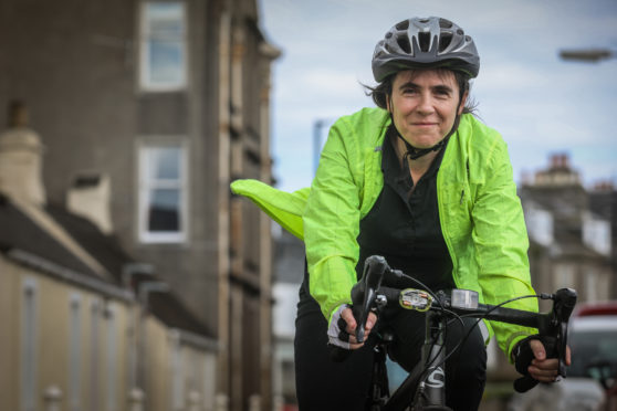 Alice Turpie was named in Cycling UK's 100 Women in Cycling.