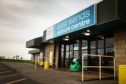 The East Sands Leisure Centre, St Andrews.