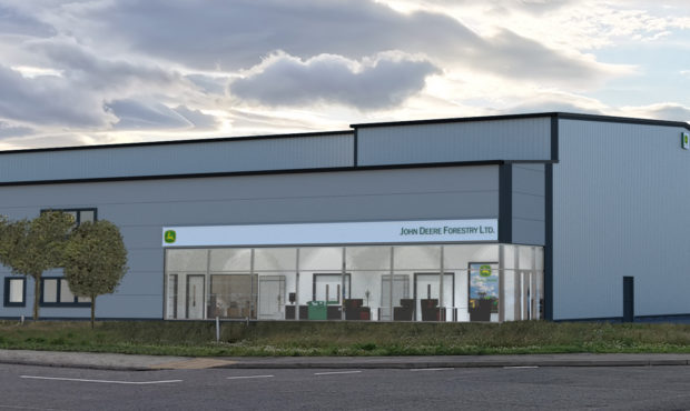 John Deere Forestry To Create 20 Jobs By Investing 2m In