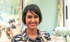 Contestant Priya from The Great British Bake Off 2019.