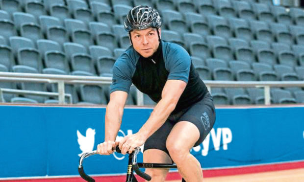 Sr Chris Hoy will be the main attraction at the event at Dunfemline's Alhambra on Tuesday, October 8.