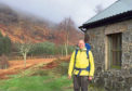 Gary Robertsons love of the great outdoors is only rivalled by his passion for words.