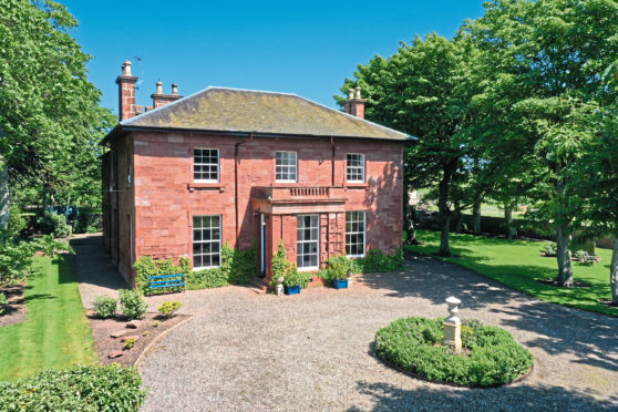 Amazing 1840s Arbroath house with stunning sea views and oodles of quirky features could be yours - The Courier