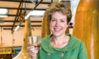 Karen Betts, Scotch Whisky Association chief executive