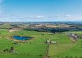 Ardgarth Farm at Lundie, near Dundee.