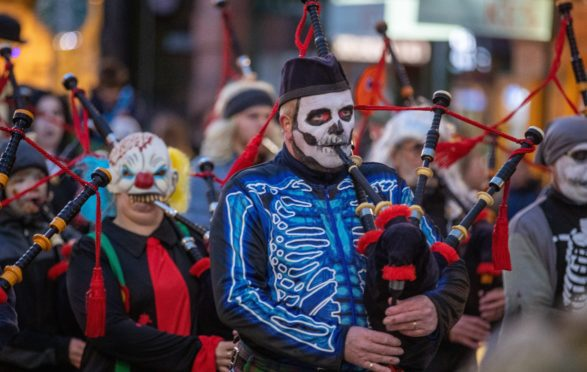 Halloween Party Makes Frighteningly Good Start To Perth S