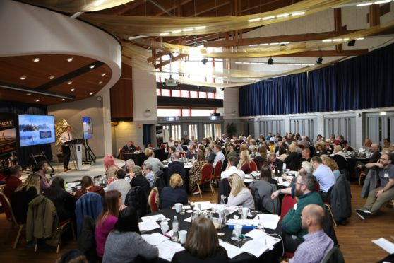 Dundee's city partners gathered this week to discuss how to respond to a major report into local drugs deaths