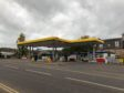 Jet petrol station in Perth