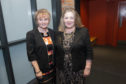 Jill Belch and Jackie Brierton MBE