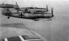 Luftwaffe aircraft during the Second World War