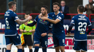 Dundee 2 Arbroath 0: Dark Blues secure vital victory thanks to Declan McDaid double