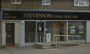 Stevenson Funeral Directors is being investigated following an allegation of fraud.