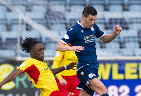 Dundee can't keep blowing chances to cut the gap, says Graham Dorrans - The Courier