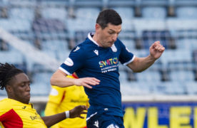 Graham Dorrans is big-game player who can be derby star, declares Dundee boss James McPake