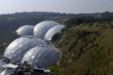 The Eden Project in Cornwall (Photo by Ian Walton/Getty Images)