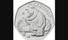 The Gruffalo coin.