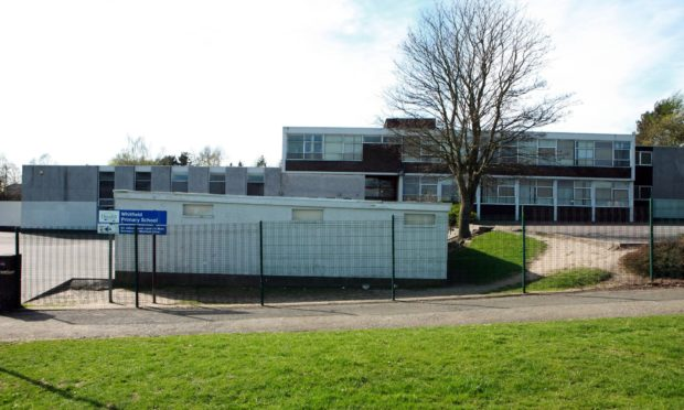 Whitfield Primary School.
