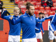 St Johnstone boss insists 'goals will come' for Stevie May