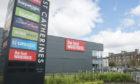St Catherine's Retail Park. (Stock image).