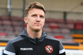 Dundee United defender Paul Watson would love to be on cloud nine at end of derby