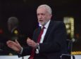 Labour leader Jeremy Corbyn during Tuesday's interview