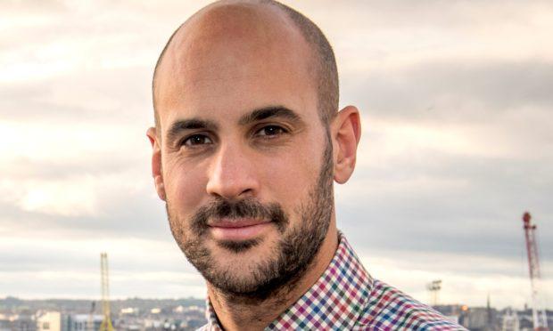 Adam Ezzamel, Inch Cape project director