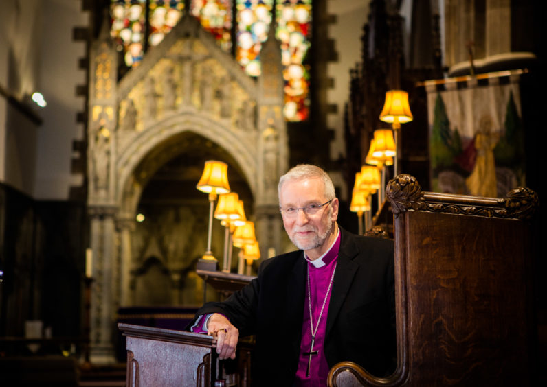 Interview with the Bishop of St Andrews, Dunkeld and Dunblane