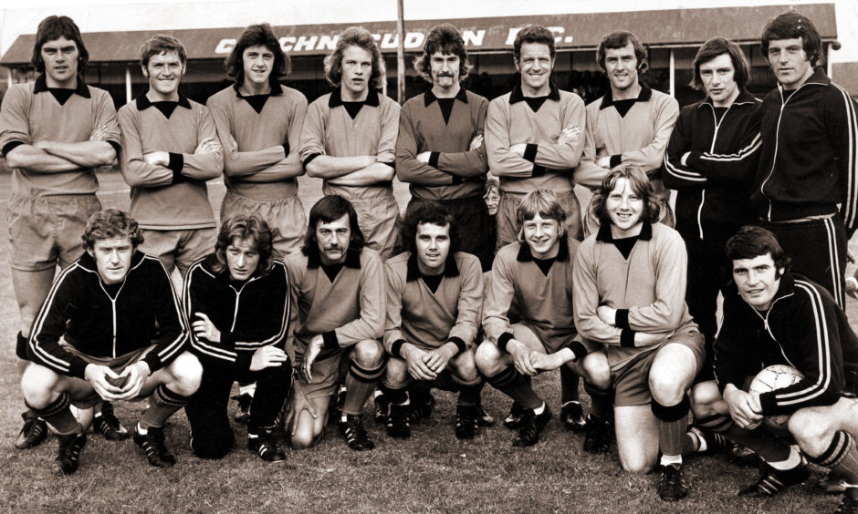 Dundee United FC 1974-75