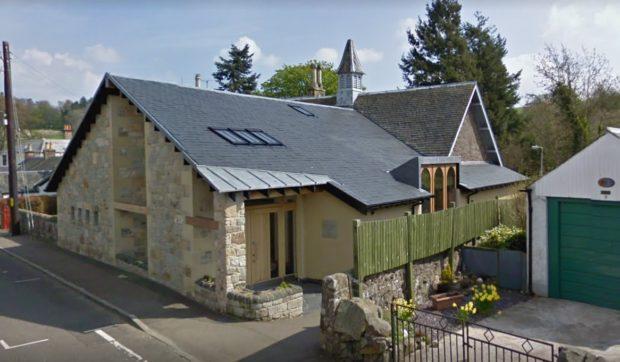 Glenfarg Community Centre (stock image).