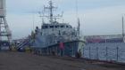 HMS Pembroke.