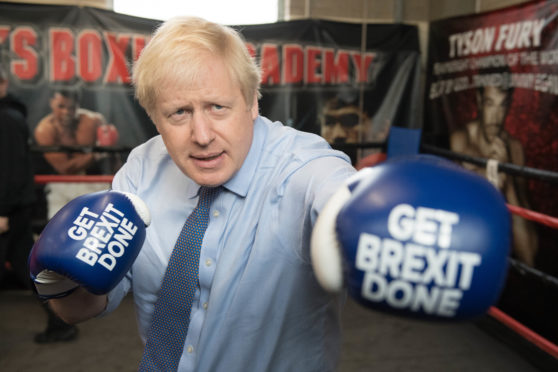READERS' LETTERS: 'Do not vote Tory'? Keep your opinion to yourself please... - The Courier