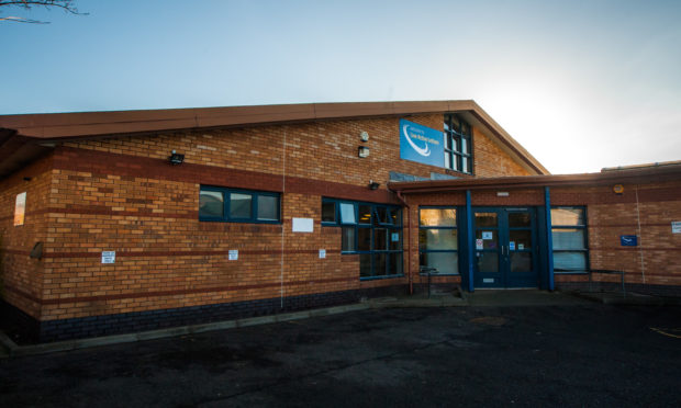 The Letham Centre.