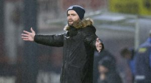 Dundee manager James McPake looking forward to derby after hat-trick of wins