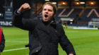Robbie Neilson after the 2-0 win at Dens.