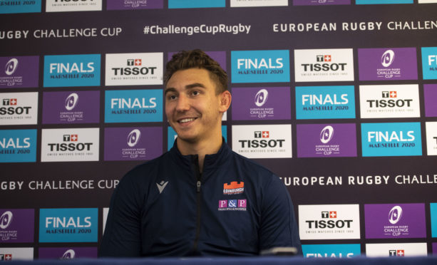 Jamie Ritchie will make his first start since the World Cup at Agen.