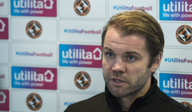 Dundee United boss Robbie Neilson insists Lawrence Shankland speculation is not an issue - The Courier