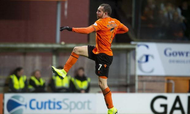Verdict: Century maker Paul McMullan helps ensure Dundee United manage fine without Lawrence Shankland - The Courier