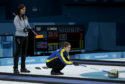 Eve Muirhead and Anna Hasselborg of Sweden will be medal rivals again.