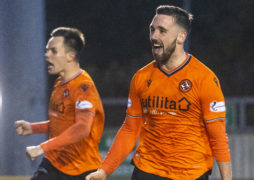 Dundee United ready for Dundee revenge mission, says Nicky Clark